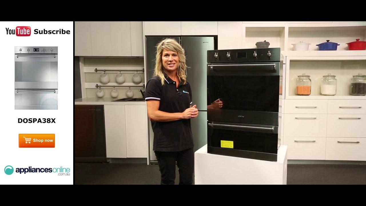 Uncategorized Smeg Kitchen Appliances Review 600mm 60cm smeg electric wall oven dospa38x reviewed by product expert appliances online