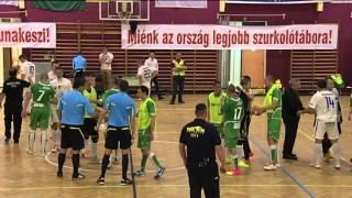 Dunakeszi Kinizsi - Ferencváros 2013.05.10.