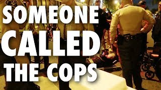 SOMEONE CALLED THE COPS (vlog: Sunday Stories Vol. 20)