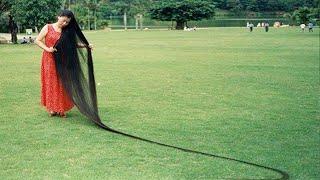 kỷ lục Guinness Người phụ Nữ có Mái Tóc dài nhất thế giới!