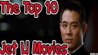 (Top 10) Jet Li Movies