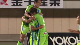 2017年10月7日(土)に行われた明治安田生命J2リーグ 第36節 湘南vs水...