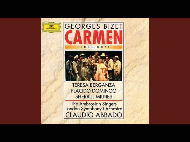Bizet: Carmen, WD 31 / Act 2 -
