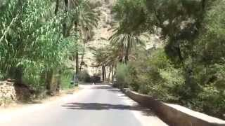 Road to Paradise Valley Agadir Morocco  _  amazing place