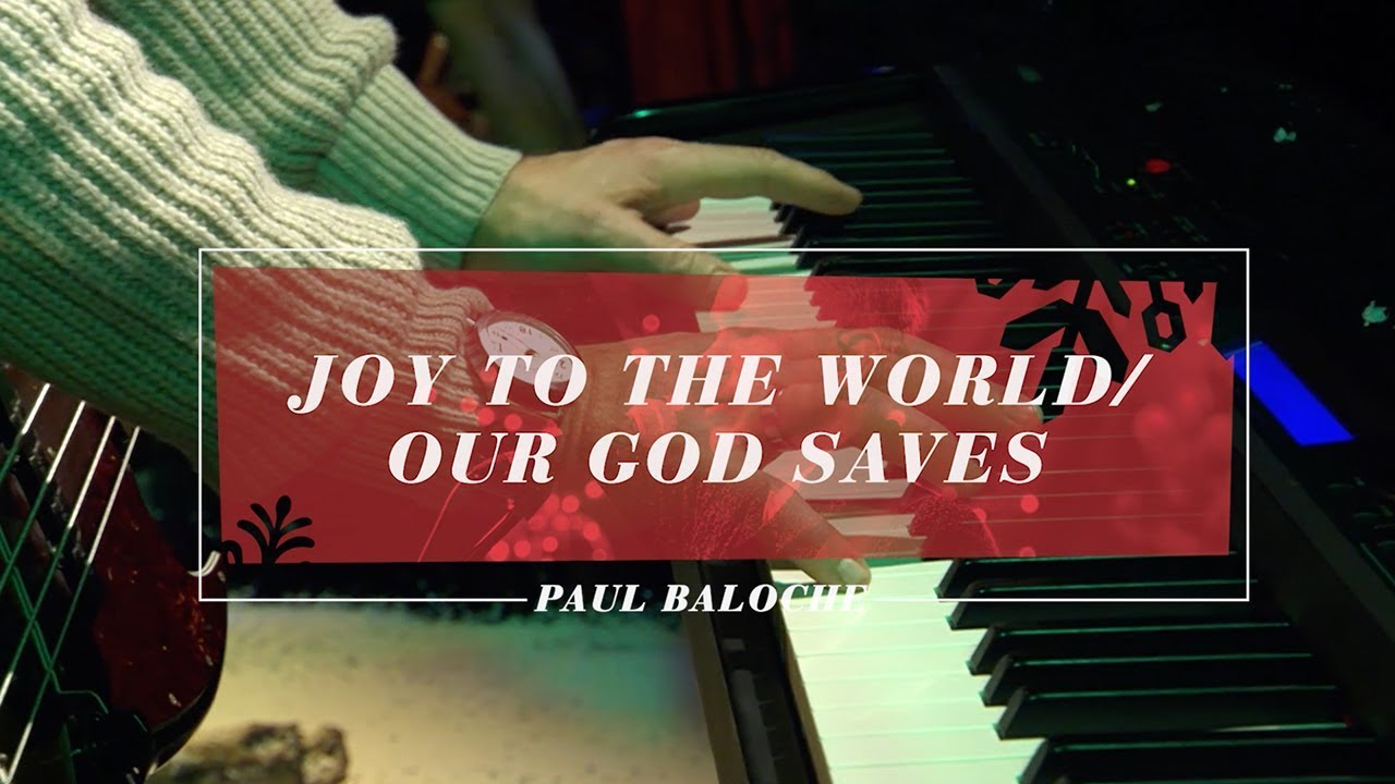 paul-baloche-joy-to-the-world-our-god-saves-integritymusic