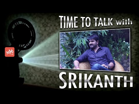 YOYO TIME TO TALK With Hero SRIKANTH Promo || Coming Soon || YOYO TV Channel