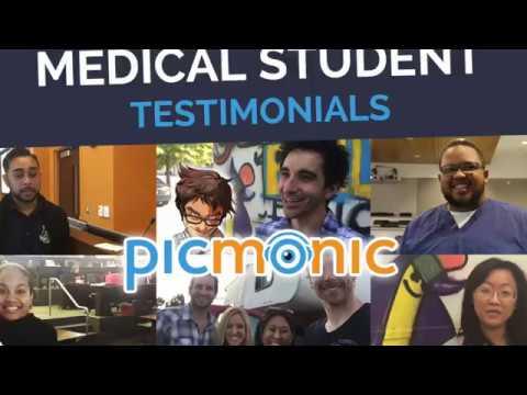 Picmonic® Picture Mnemonics - Medical School, Nursing School