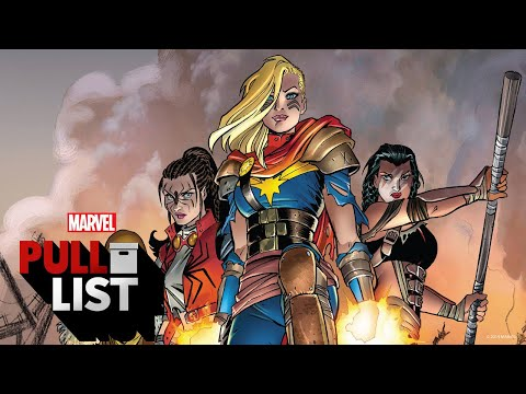 Triumph and Tragedy! CAPTAIN MARVEL #2 and More! | Marvel's Pull List
