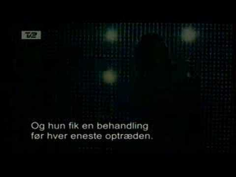 Michelle Peck on Good evening TV in Denmark