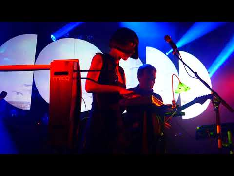 """THE OCTOPUS PROJECT """"LIVE""""@ ROTONDES LUXEMBOURG 2018"""