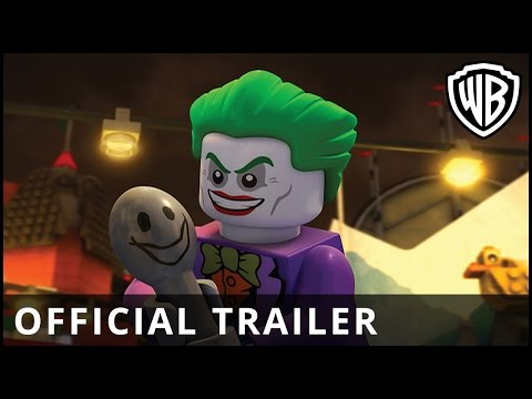 LEGO DC Justice League: Gotham City Breakout - Official Trailer - Warner Bros. UK