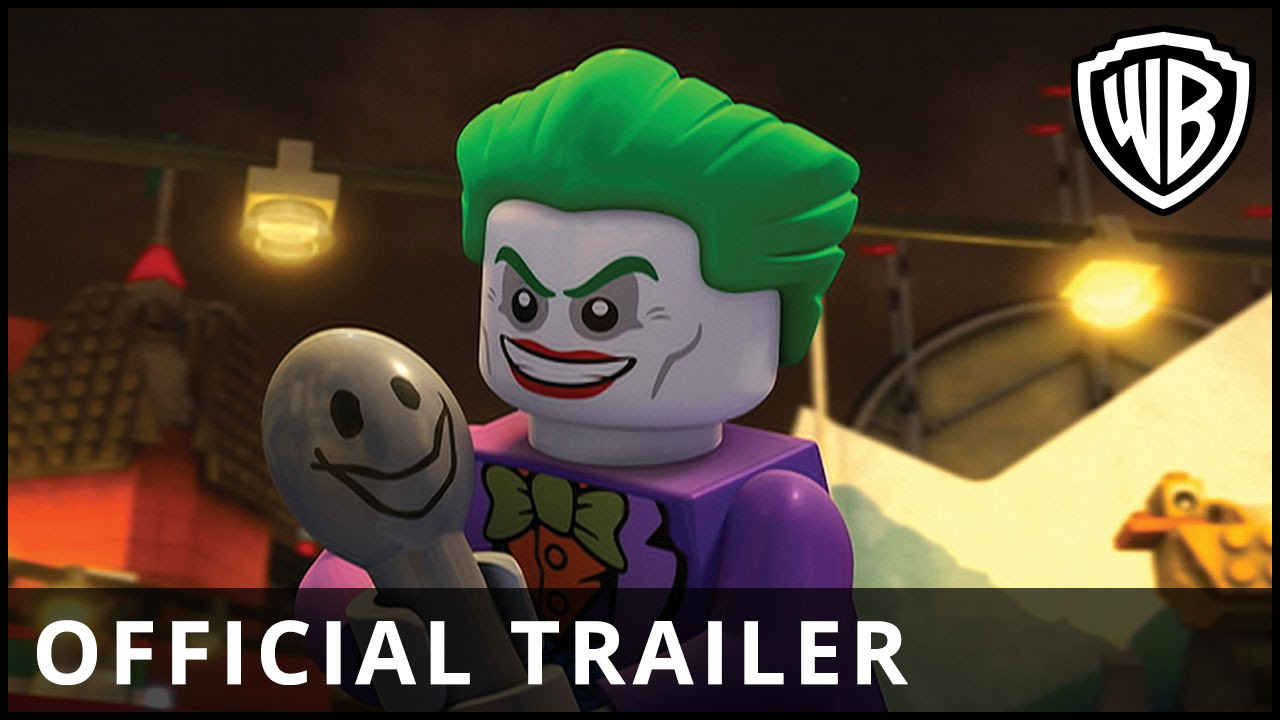 Lego dc superheroes justice league gotham city breakout