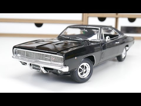 Dodge Charger - Wheels, grill, lights and the end of building