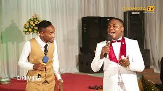 Joel Lwaga Alivyo Fanya Kweli Kwenye Harusi Ya Paul Clement. MP3