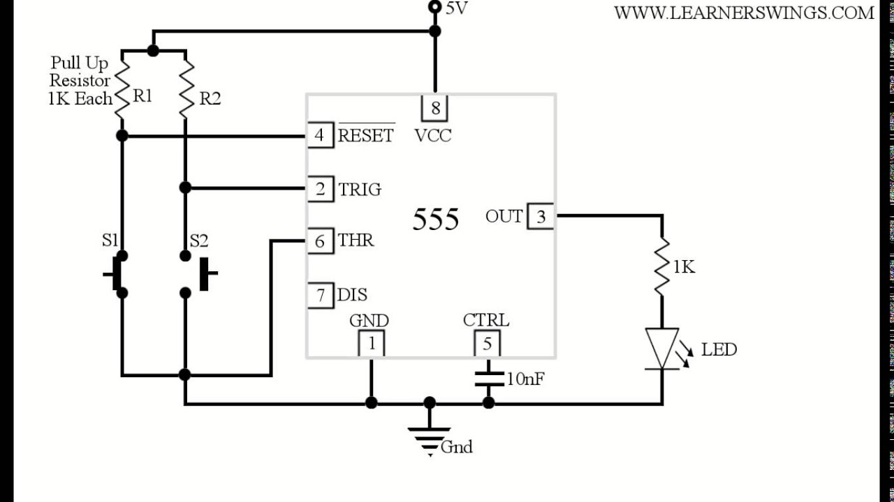 Lm741hc Operational Amplifier As An Astable Oscillator Circuit Negative Voltage Reference Diagram Tradeoficcom