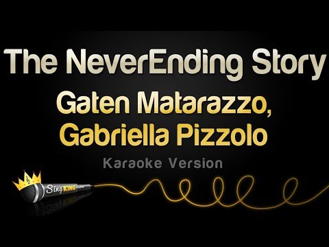 "Gaten Matarazzo Gabriella Pizzolo - The NeverEnding Story Karaoke  from ""Stranger Things"""
