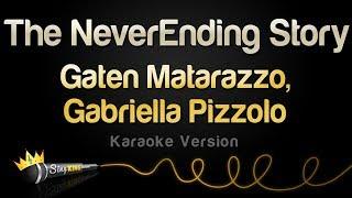 "Baixar Gaten Matarazzo, Gabriella Pizzolo - The NeverEnding Story (Karaoke Version) from ""Stranger Things"""