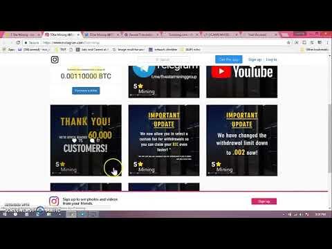 5 Star Mining Review - Bitcoin Cloud Mining