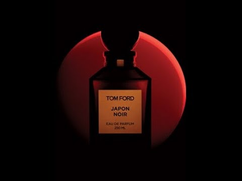 Japon Review2007Collaboration Video Ford Noir Tom Perfume Fragrance HW2DIE9