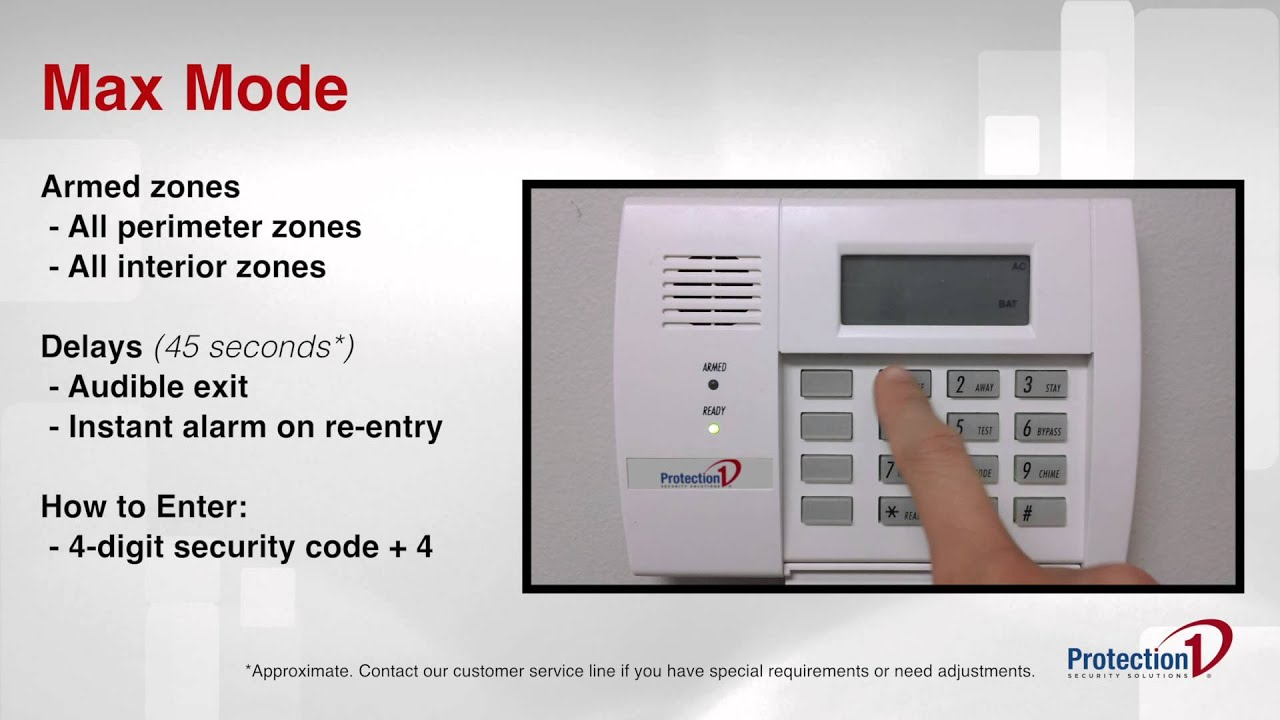 How to Arm Your Honeywell Alarm System