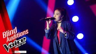 เชอรี่ - กลัว - Blind Auditions - The Voice 2018 - 19 Nov 2018