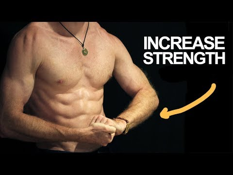 how to build strength