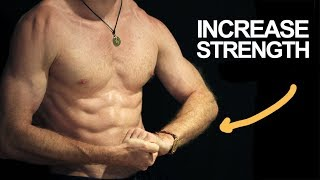 How To Increase Strength With Bodyweight (Eccentric Method)