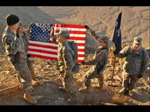 U.S. Military tribute, Proud to be an American