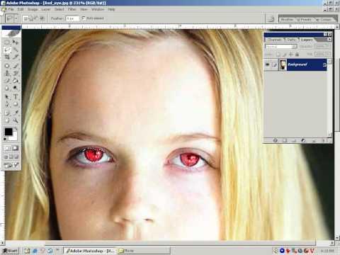 Photoshop CS2 - Phan 18 - Bai 1 - Xu ly mat do