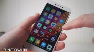 Xiaomi Redmi 4X: небольшой обзор смартфона