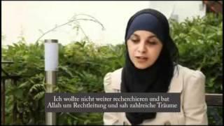 Frau konvertiert zu Islam-Ahmadiyya
