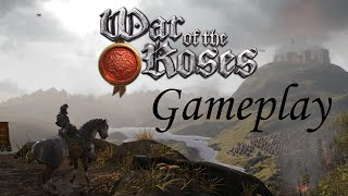 War of the Roses Gameplay #1: Forest battle