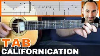 "Guitar Cover / Tab ""Californication"" by MLR-Guitar"