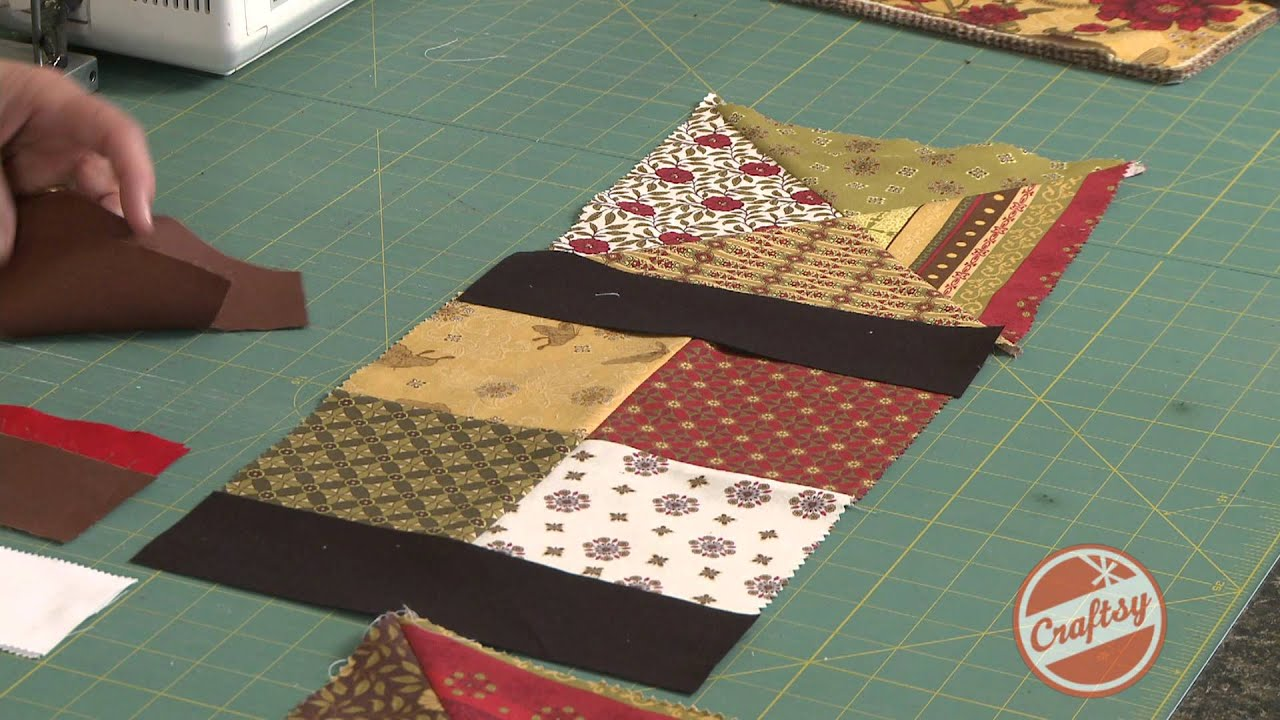 Sashing Tips: How to Frame Your Quilt Blocks with Jenny Doan from ... : sashing on quilts - Adamdwight.com