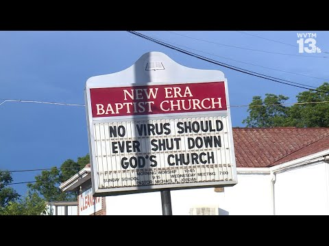 Birmingham Pastor: 'No virus should ever shut down God's church'