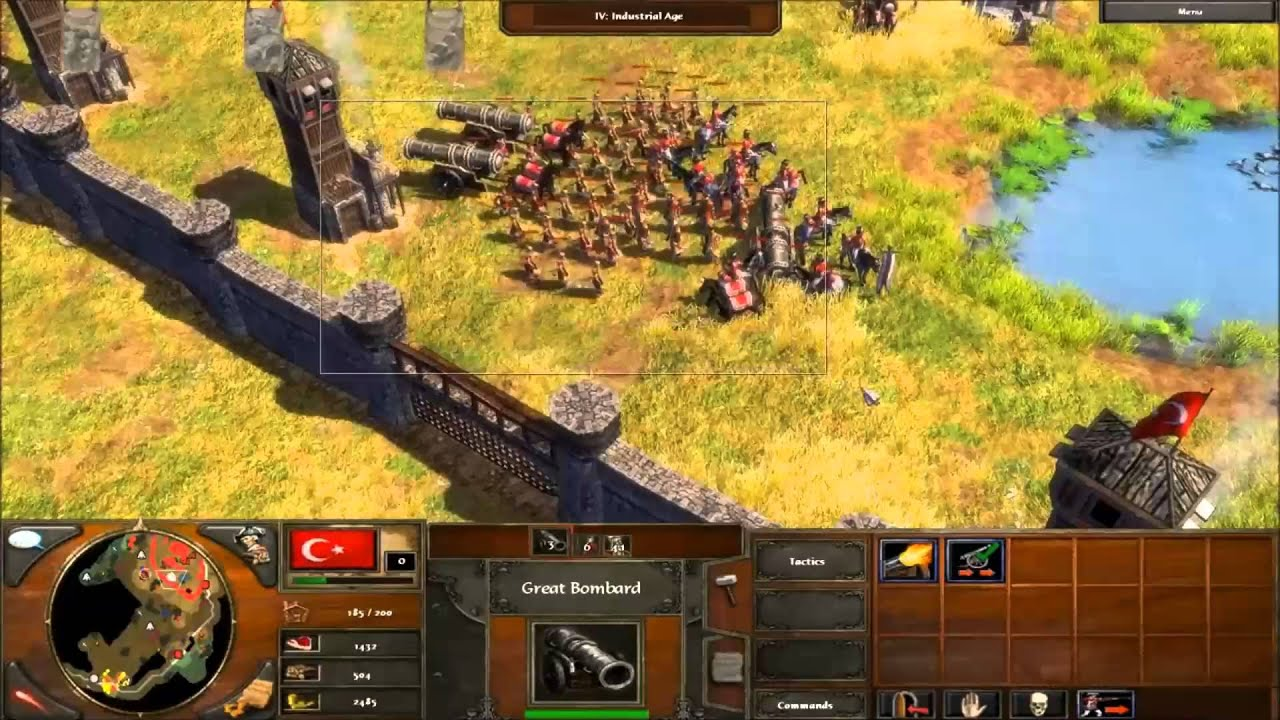 Command games online