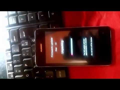 Flashear Huawei Ascend Y300 | Doovi
