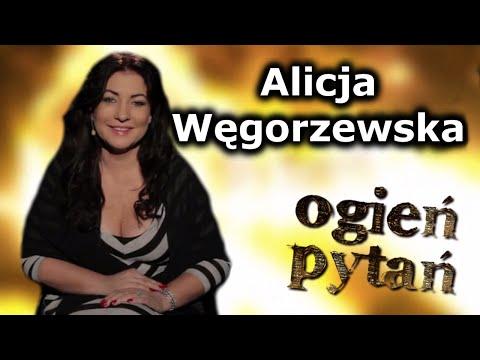Alicja Węgorzewska - Ogień Pytań