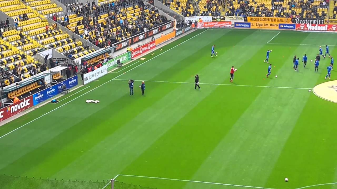 Holstein Kiel Dynamo Dresden