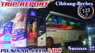 "Rasa Muriaan !!! Trip Bareng Po.Sinar Jaya 24RC ""Putra Santri"" Cibitung-Brebes"