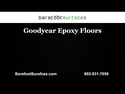 Goodyear Epoxy Floors | Barefoot Surfaces