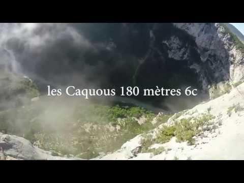 Escalade Verdon Caquous Eycharme | Equilibre Vertical