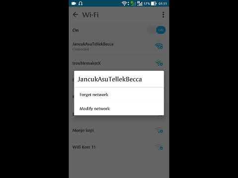 Cara Masuk Menu Login Router/Modem/Repeater Merk TENDA Dan Merk Lain Dari Handphone