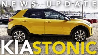 2018 Kia Stonic, Dodge Barracuda, Jaguar E-Pace, New Nissan Leaf and More: Weekly News Update