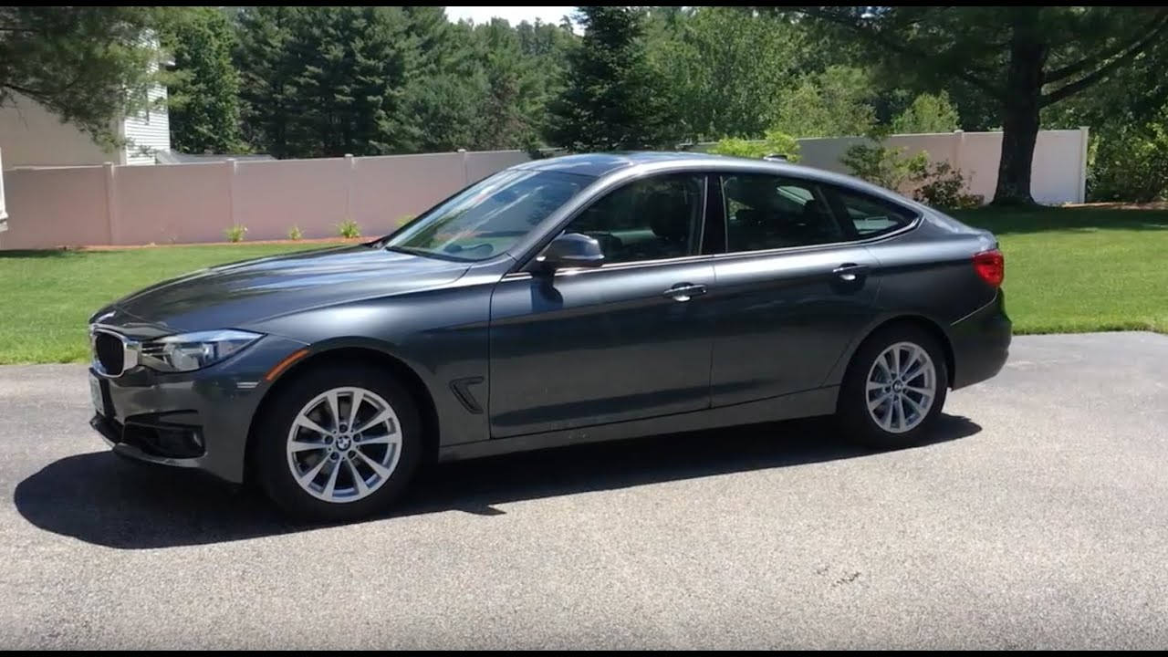 2014 BMW 328i Gran Turismo 20K Update - YouTube