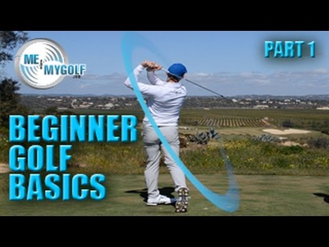 BEGINNER GOLF BASICS PART 1