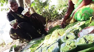 Lemon Rice || Donating To Farmers By 106 Grandma |Country Foods|