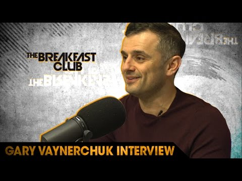 Gary Vaynerchuk Talks Entrepreneurship & How He's Grown as a Businessman