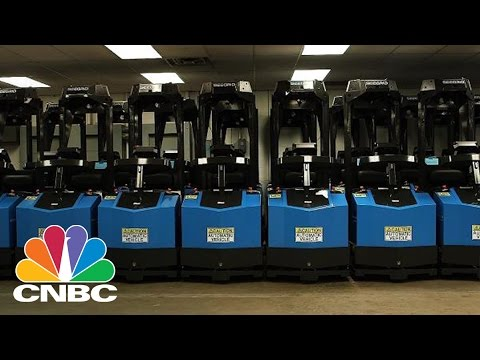 Google And Tesla Could Use Autonomous Robot Tech For Driverless Cars | The Pulse | CNBC