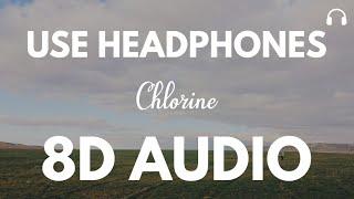 Twenty One Pilots - Chlorine (8D Audio)